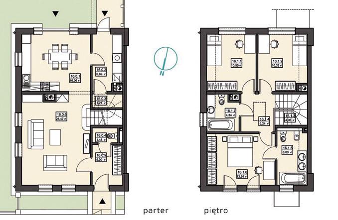 Dom 21 | szereg 21-23